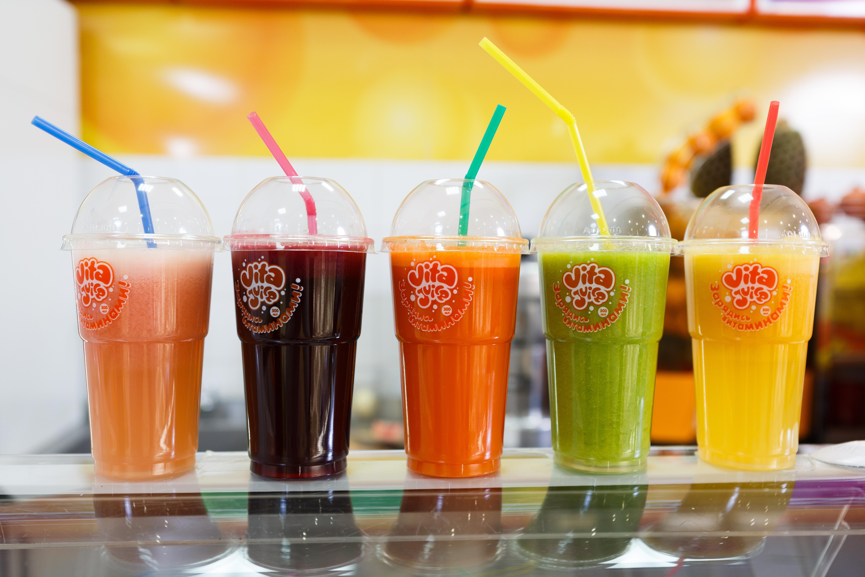 Vita Juice - будущее джус-баров в России